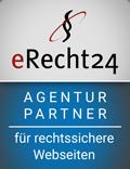 eRecht24 Siegel Agenturpartner