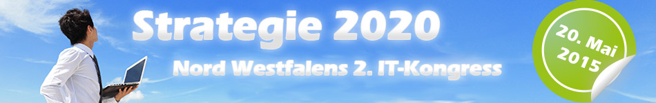 "2. IT-Kongress ""Strategie 2020"" in Münster"