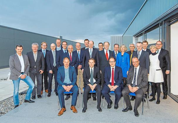 IHK-Regionalausschuss zu Gast bei hygi.de GmbH