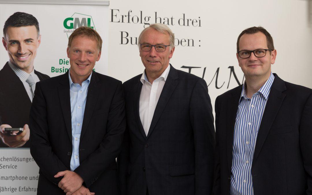 Bernhard Daldrup zum Gegenbesuch bei der GML in Warendorf