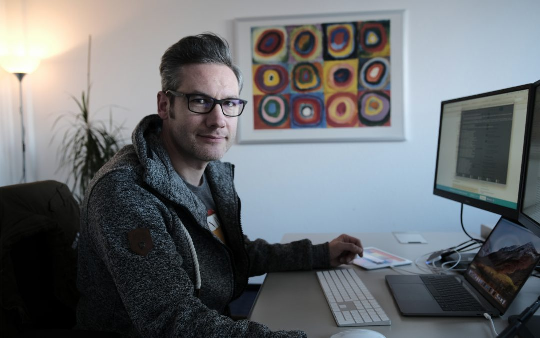 Ralf Leismann Softwareentwickler der GML Gesellschaft für mobile Lösungen mbH