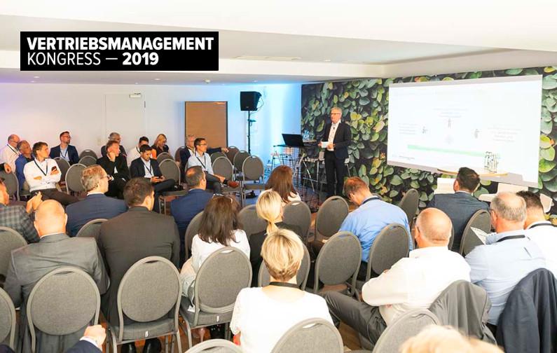 Vertriebsmanagementkongress: Digitalisierung im Vertrieb – Operativer Nutzen & Akzeptanz im Außendienst