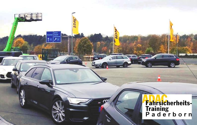 Fahrspaß mit Sicherheit: GML beim ADAC-Fahrsicherheitstraining