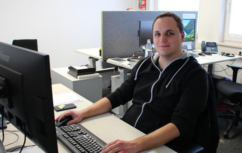 Sebastian Schmit Supporter bei GML Gesellschaft für mobile Lösungen mbH