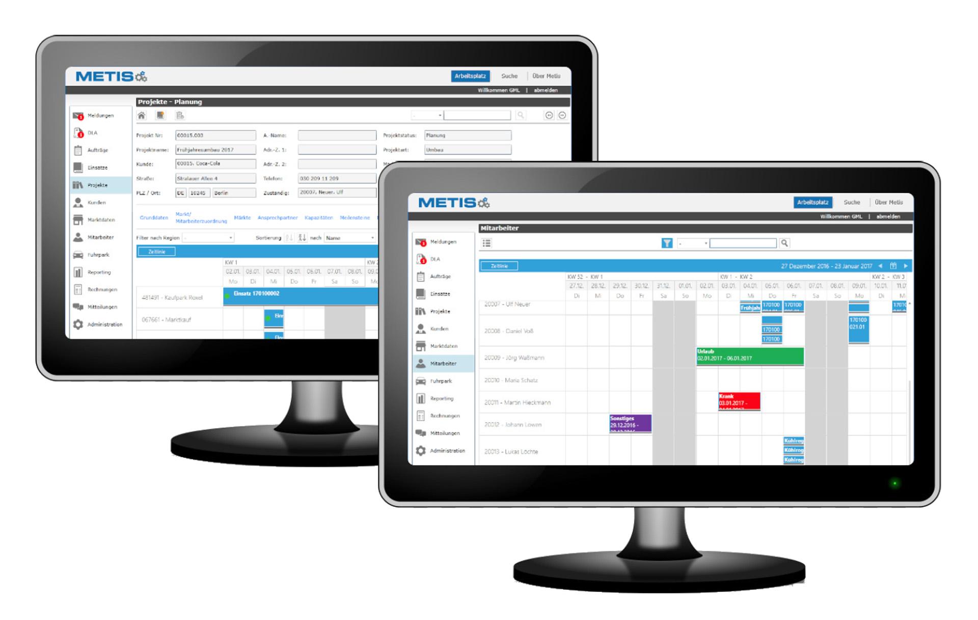 Die Sales Software für Ihren Point of Sale-Service