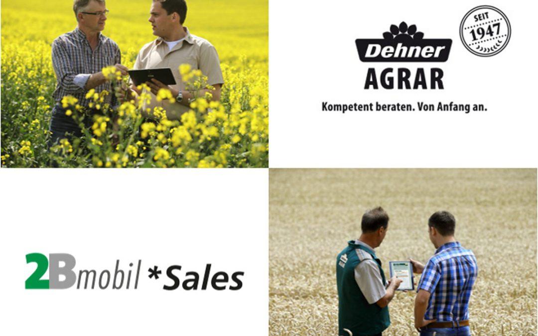 Referenzstory der Dehner Agrar GmbH & Co. KG