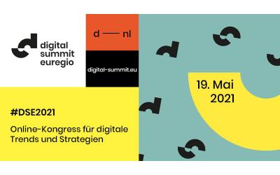 Online-Kongress: Digital Summit Euregio 2021