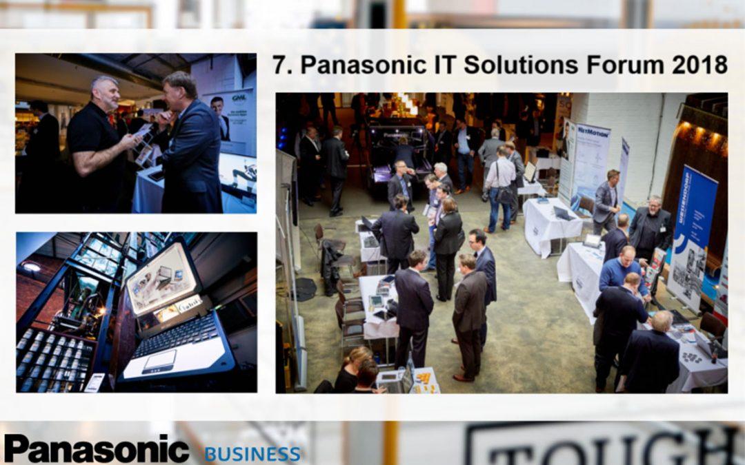 Rückblick 7. Panasonic IT Solutions Forum 2018 in Hamburg