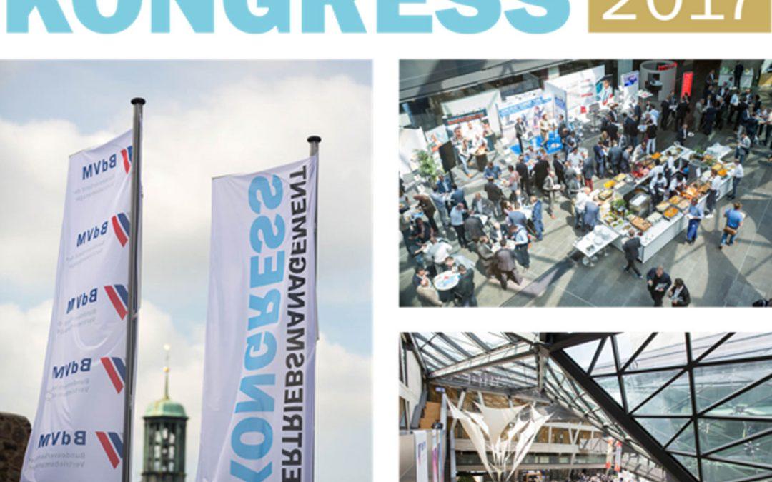 Rückblick auf den 4. Vertriebsmanagementkongress 2017 in Darmstadt